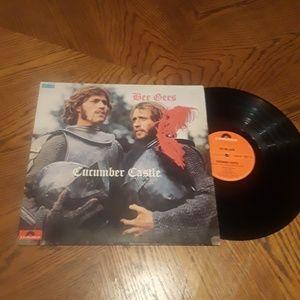 "Bee Gees Cucumber Castle 12"" LP 1970"